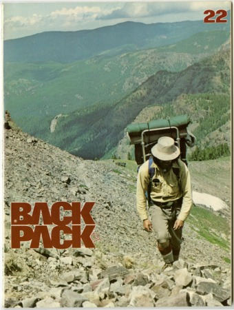Backpacker 22, 1977