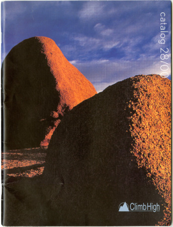 Climb High, 2000