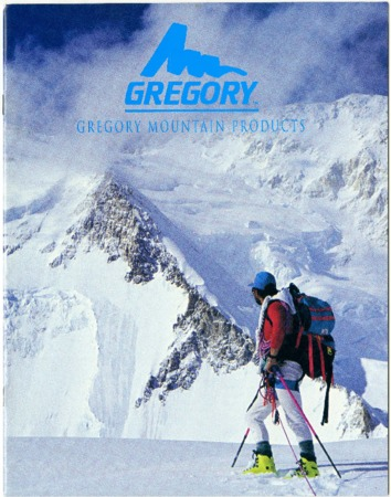 Gregory Mountain Products, 1993