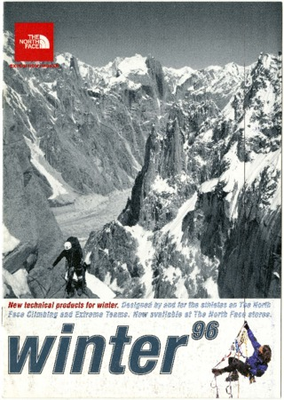 The North Face, Winter 1996