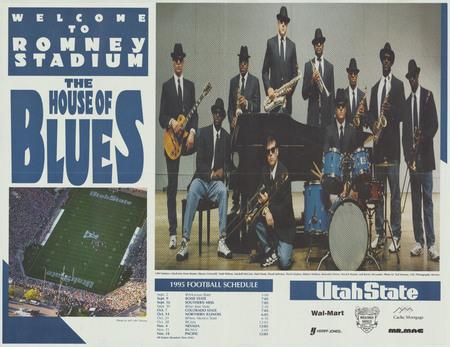 Football schedule, 1995
