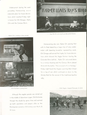 "1946 ""Buzzer,"" page 123"