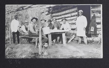 Becker Hunting Trip, c. 1915