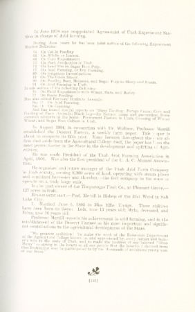 1909 A.C.U. Graduate Yearbook, Page 153