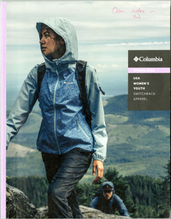 Columbia Sportswear Co., USA Women's Youth, Spring 2019
