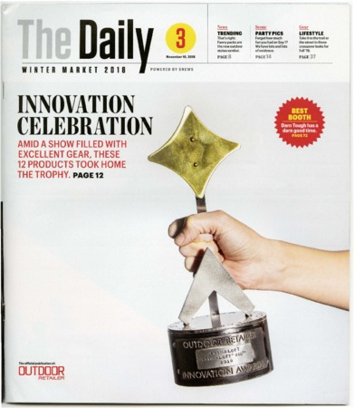 The Daily, Innovation Celebration, Winter Market 2018