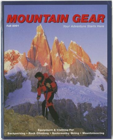 Mountain Gear, Fall 2001