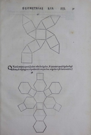 Albrecht Dürer Geometry Page 5