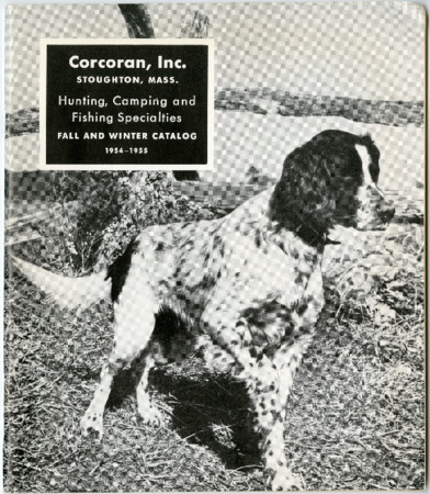 Corcoran, Inc., Fall and Winter 1954-1955