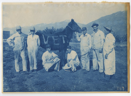 1896-1916 Agricultural College of Utah Cyanotype 32