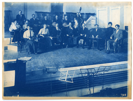 1896-1916 Agricultural College of Utah Cyanotype 6