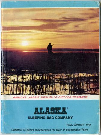 Alaska Sleeping Bag Company, Fall-Winter 1969