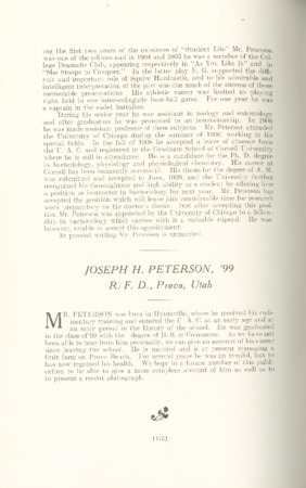 1909 A.C.U. Graduate Yearbook, Page 172