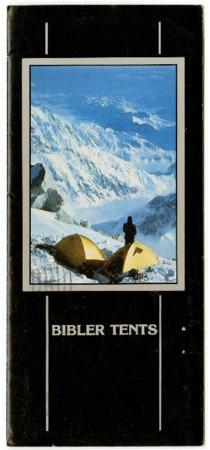 Bibler Tents, 1988