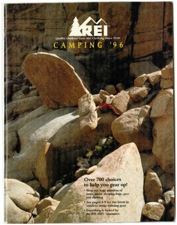 Recreational Equipment, Inc., Camping, 1996