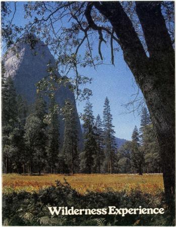 Wilderness Experience, 1977
