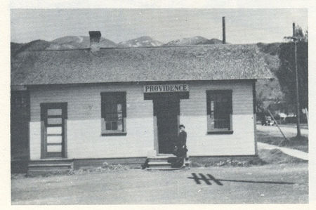 The Providence Station of the U.I.C.<br />