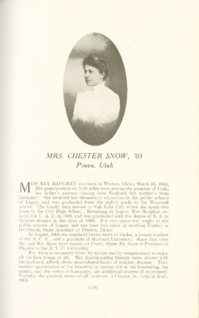 1909 A.C.U. Graduate Yearbook, Page 199