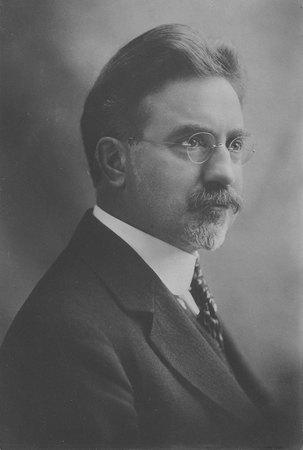 John A. Widtsoe portrait