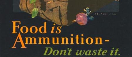 HONR Think Tank, Spring 2016: Food Waste thumbnail