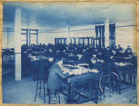 1896-1916 Agricultural College of Utah Cyanotype 2