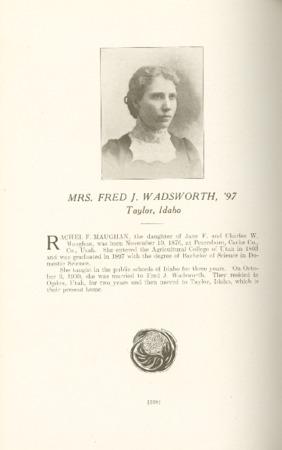 1909 A.C.U. Graduate Yearbook, Page 220