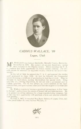 1909 A.C.U. Graduate Yearbook, Page 223