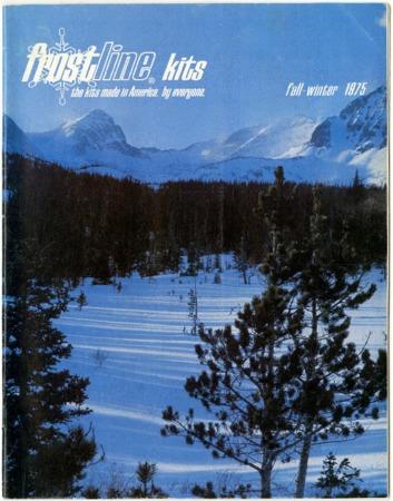 Frostline Kits, Fall/Winter 1975