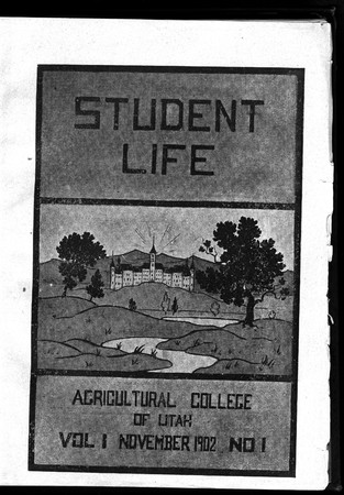 "1902 ""Student Life"" Cover"