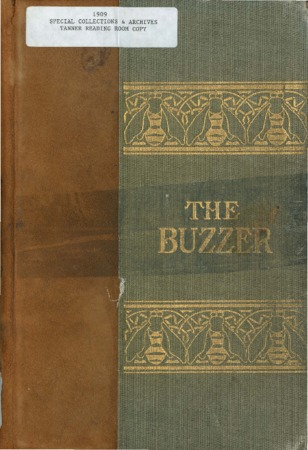 1909 Buzzer Yearbook