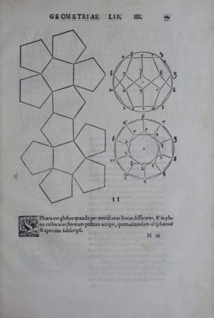 Albrecht Dürer Geometry Page 4
