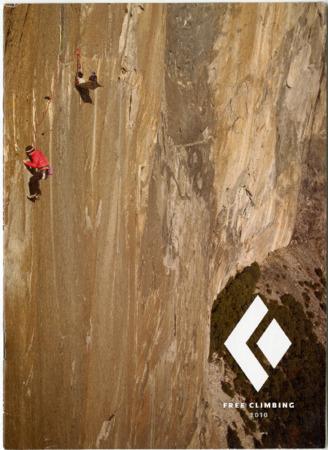 Black Diamond, Free Climbing 2010