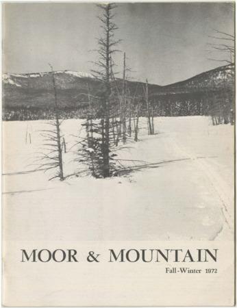 Moor & Mountain, Fall/Winter 1972