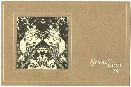 Snow Lion, 1974