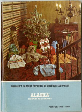 Alaska Sleeping Bag Company, Winter 1968-1969