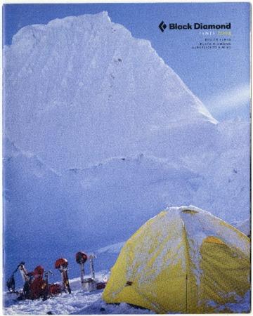 Black Diamond, 2004 tents
