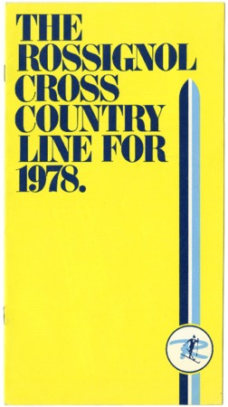 Rossignol, Cross Country, 1978