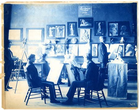 1896-1916 Agricultural College of Utah Cyanotype 7