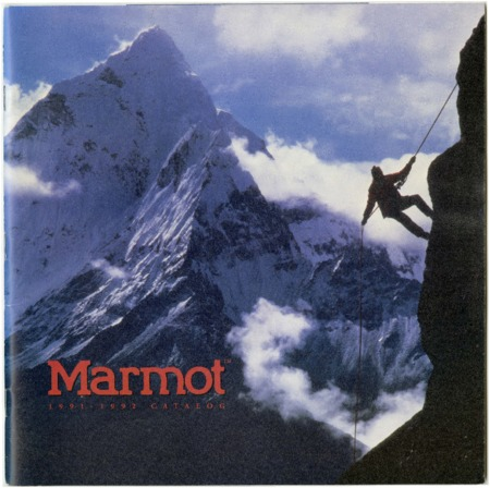 Marmot Mountain Works, 1991-1992