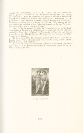 1909 A.C.U. Graduate Yearbook, Page 205