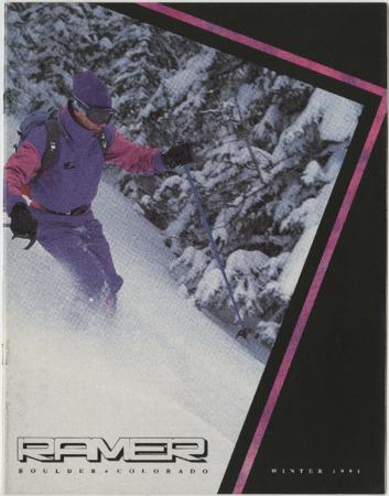 Ramer, Winter 1991