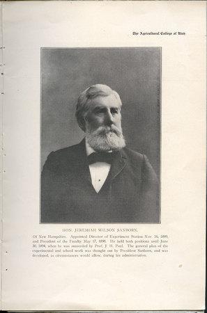 1908 UAC Commencement Program Page 5