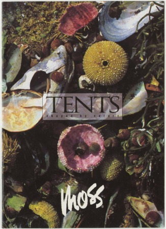 Moss Tent Works, catalog, 1993