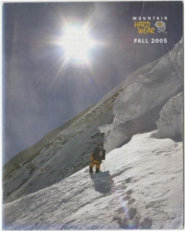 Mountain Hardwear, Fall 2005