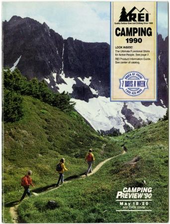 Recreational Equipment, Inc., Camping, 1990