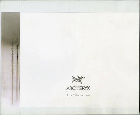 Arc'Teryx, Fall/Winter 2006