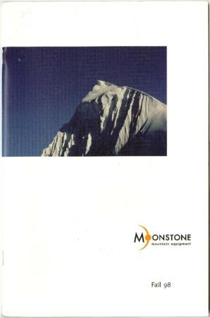 Moonstone, Fall 1998