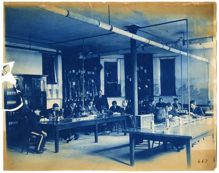 1896-1916 Agricultural College of Utah Cyanotype 38