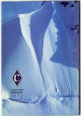 Chouinard Equipment, Snow 1988