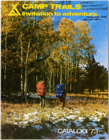 Camp Trails, 1973